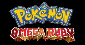 Pokémon Omega Ruby Logo | oprainfall