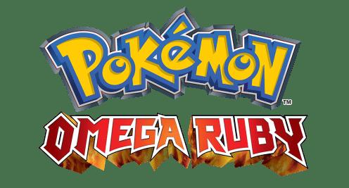 Pokémon Omega Ruby Logo