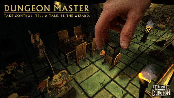 Popup Dungeon   Last Call for Funding