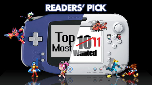 Readers' Pick: Most Wanted Game Boy Advance Games for Virtual Console