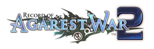 Agarest: Generations of War 2 Logo