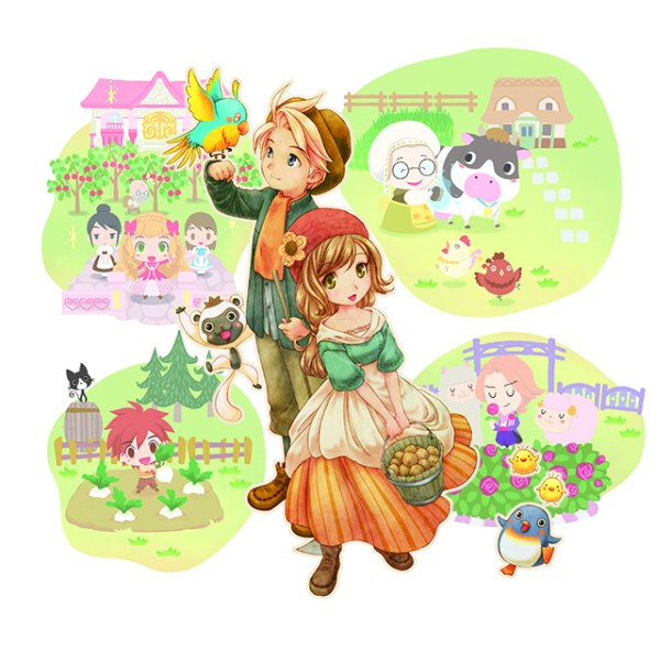 Story of Seasons | Logo