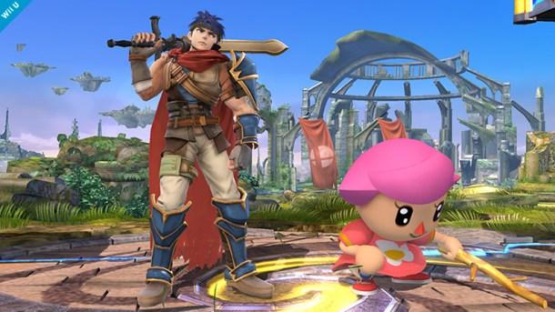Smashing Saturdays: Ike and Friends - Super Smash Bros | oprainfall