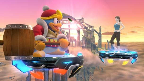 Smashing Saturdays - Super Smash Bros: Platform Differences | oprainfall