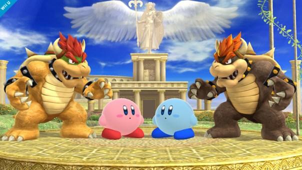 Smashing Saturdays: Color Swap Bowser and Kirby - Super Smash Bros | oprainfall
