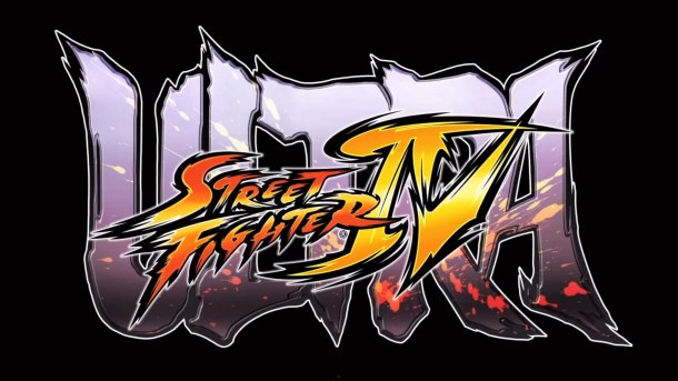 Ultra Street Fighter IV - Logo | oprainfall