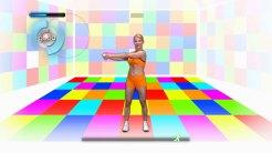 Wii U - Fit Music - Gameplay03