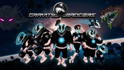 Gravity Badgers - Title