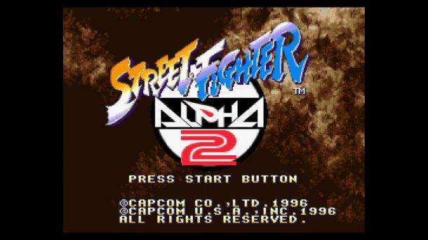 Street Fighter Alpha 2 - Nintendo Download | oprainfall