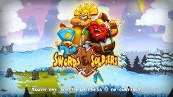 Swords & Soldier - Title Screen