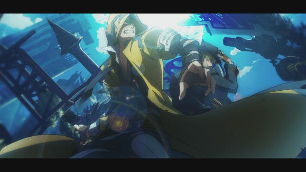 BlazBlue | Yuki Terumi CG
