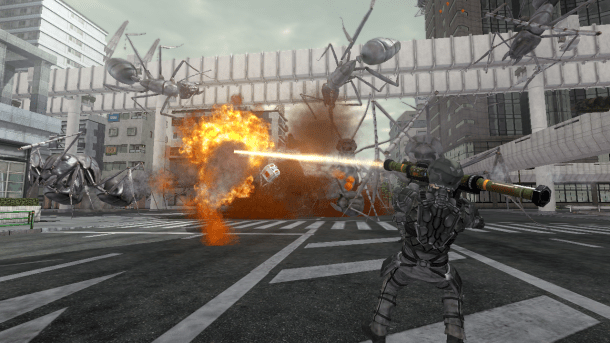 Earth Defense Force 2025 | Ant Invasion