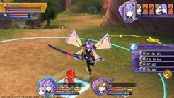 Hyperdimension Neptunia Re;Birth | Purple Heart Combat