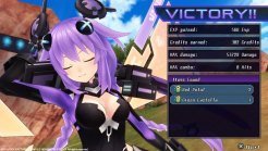 Hyperdimension Neptunia Re;Birth | Result
