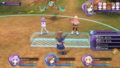 Hyperdimension Neptunia Re;Birth | Attack