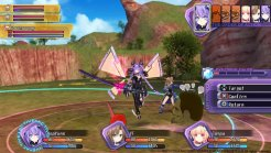 Hyperdimension Neptunia Re;Birth | More Combat