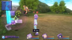 Hyperdimension Neptunia Re;Birth | Screen
