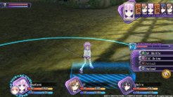 Hyperdimension Neptunia Re;Birth | Attacl