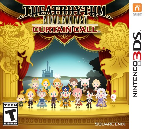 E3 2014: Theatrhythm Final Fantasy: Curtain Call   oprainfall