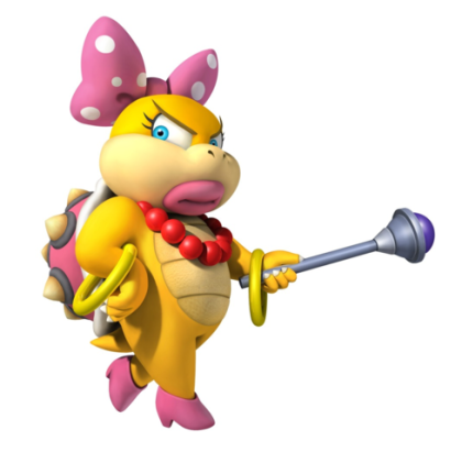 Mario Kart 8 - Wendy | oprainfall