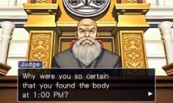 Phoenix Wright: Ace Attorney Trilogy | Judge