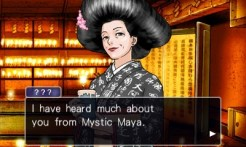 Phoenix Wright: Ace Attorney Trilogy | Morgan Fey