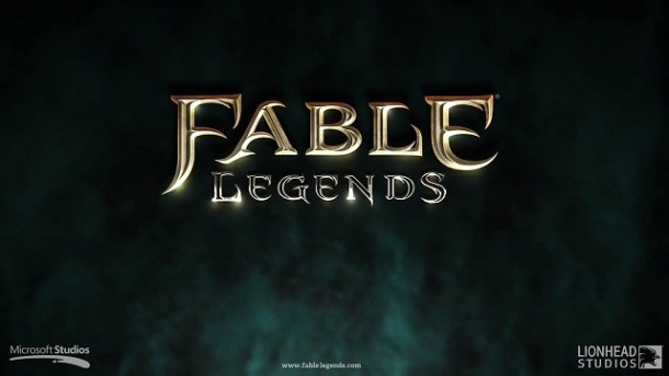 E3 2014: Microsoft - Fable Legends - Logo | oprainfall