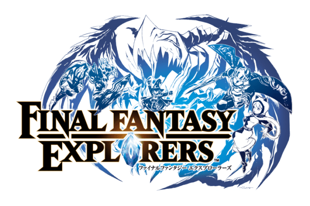 Logo | Final Fantasy Explorers