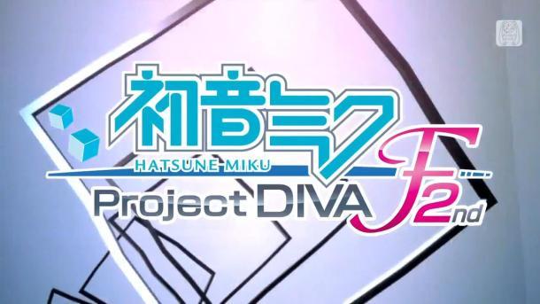 Logo | Hatsune Miku: Project DIVA F 2nd