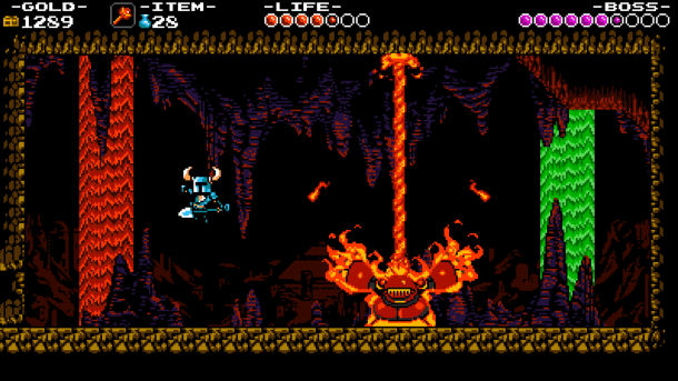 Shovel Knight - Readers' GOTY Finalist