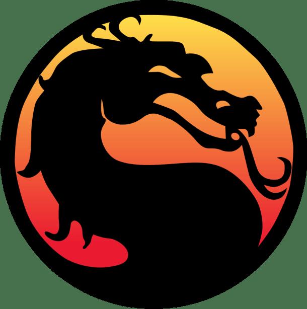 Mortal Kombat - Logo | oprainfall