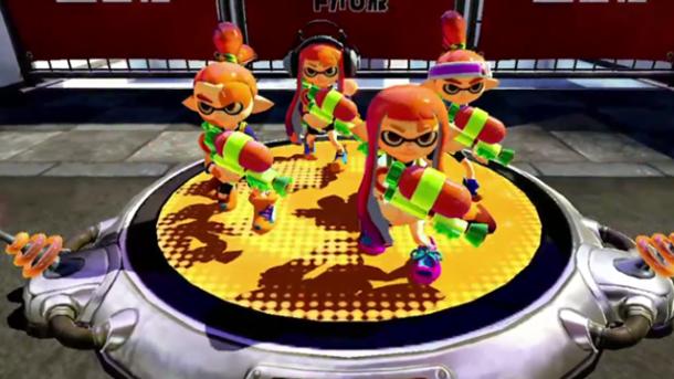 E3 2014: Nintendo - Splatoon   Justin's Most Anticipated Games of 2015