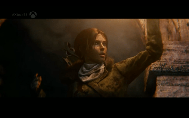E3 2014 | Rise of the Tomb Raider