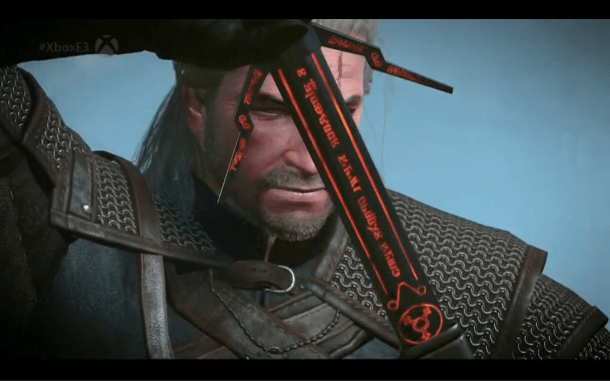 E3 2014 Microsoft Conference - The Witcher III
