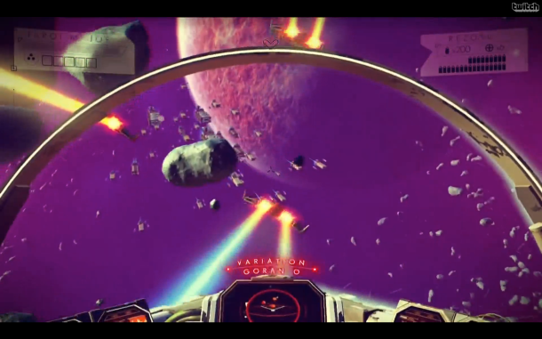 E3 2014 Sony Conference - No Man's Sky
