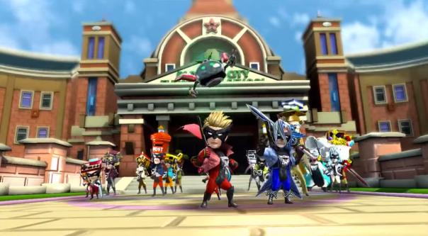 The Wonderful 101 - Nintendo | oprainfall