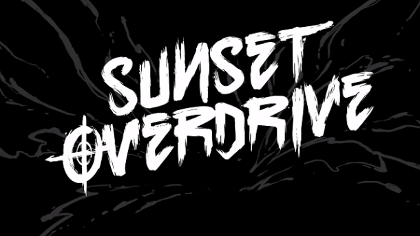 Sunset Overdrive - Logo | Media Create