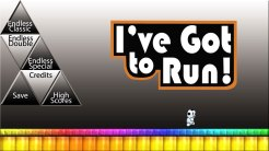 I've Got to Run - Title Screen