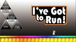 I've Got to Run - Title Screen