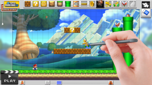 Mario Maker | Placement