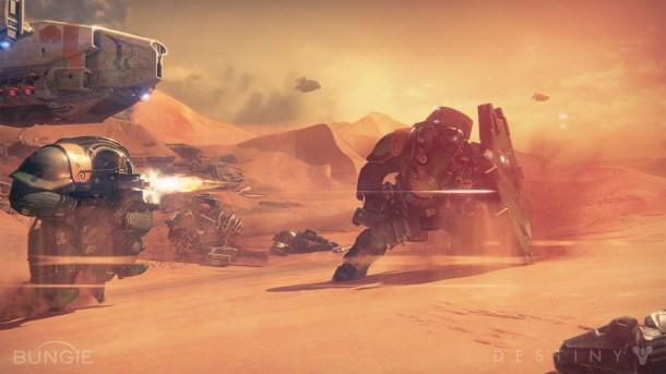 Destiny - Mars Cabal   Media Create
