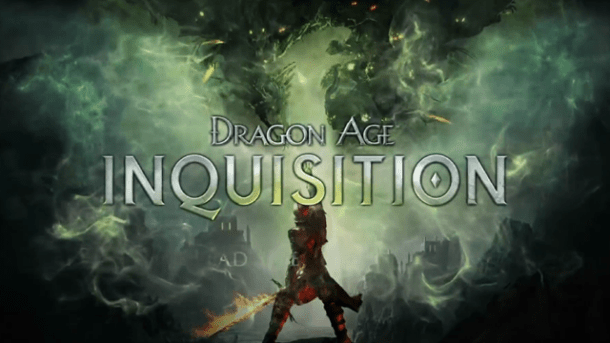 Dragon Age: Inquisition | Electronic Arts (EA) Gamescom 2014