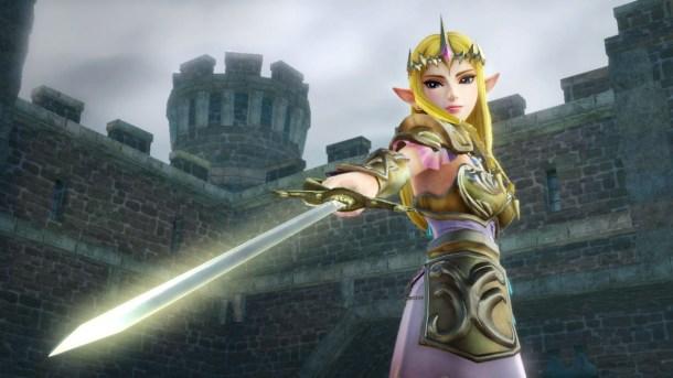Princess Zelda - Hyrule Warriors | oprainfall