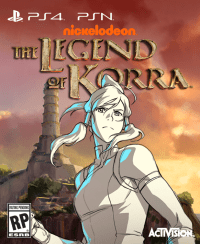 The Legend of Korra | Option 3