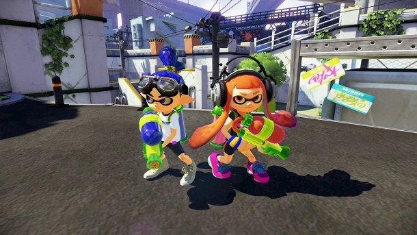 Splatoon - Kids