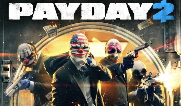 Payday2 - Logo   oprainfall