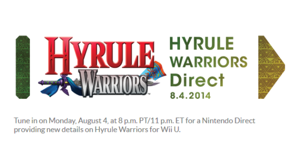 Hyrule Warriors Direct (Aug 4, 2014)
