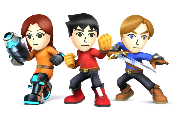 Mii Fighter | Super Smash Bros.