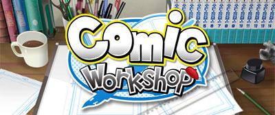 Comic Workshop - Logo