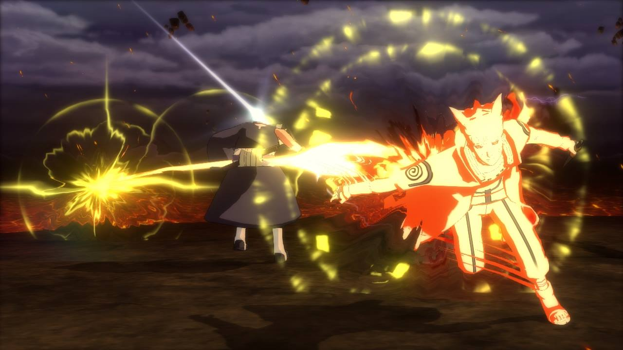 Minato Revealed for Naruto Shippuden: Ultimate Ninja Storm